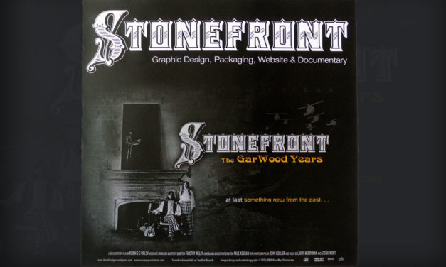 Stonefront The GarWood Years