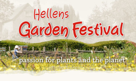 Hellens Garden festival Site Development